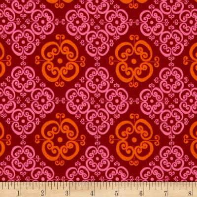 Valori Wells Mystic Small Medallions Pomegranate