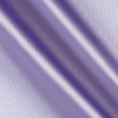 Silky Satin Charmeuse Solid Lilac