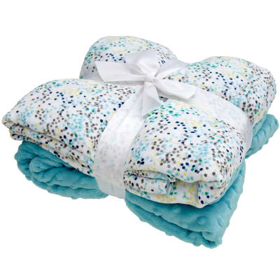 Shannon Minky Double Gauze Minky Sugar Cookie Kit