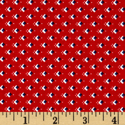 Mary Fons Small Wonders Americana Red, White and Blue