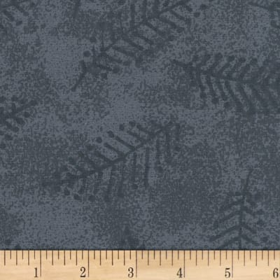 "Westrade 110"" Wide Flannel Quilt Back Fern Grey"