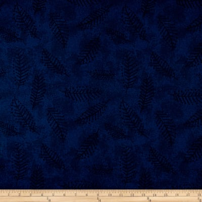 "Westrade 110"" Wide Flannel Quilt Back Fern Teal"