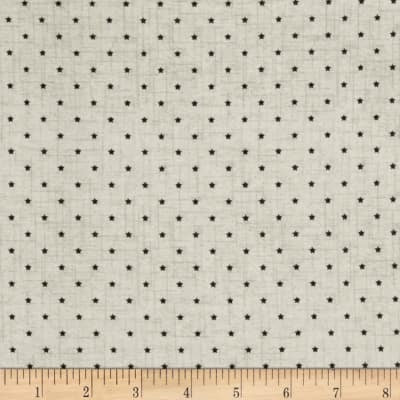 Scandi 3 Mini Star Linen/Gray