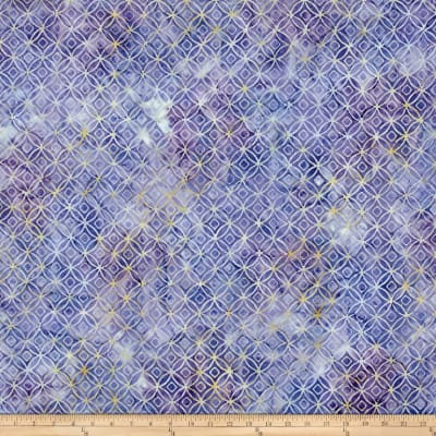 Kaufman Artisan Batiks Asian Legacy Lattice Spring