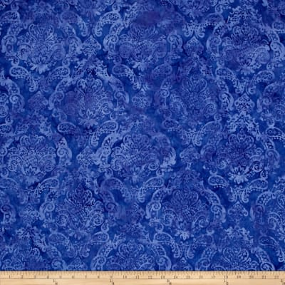 Bali Batiks Handpaints Damask Julie