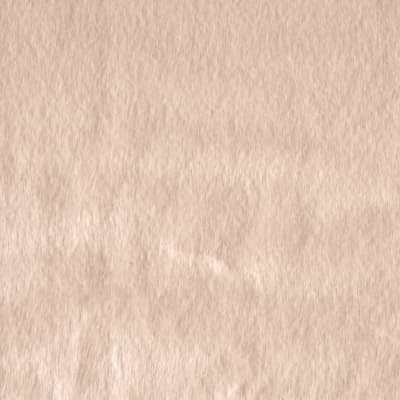Shannon Faux Fur Sable Ice Pink