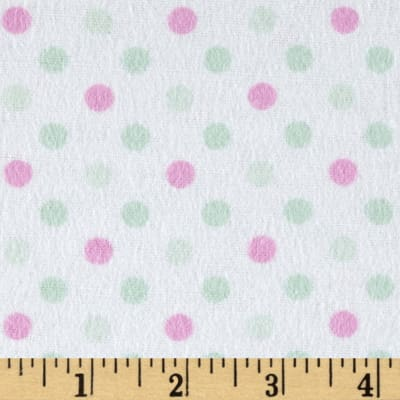 Flannel Dot Party Berry