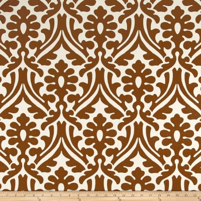 Premier Prints Holly Damask Macon Caramel