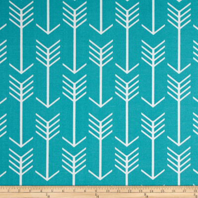 Premier Prints  Arrow Indoor/Outdoor Ocean Twill