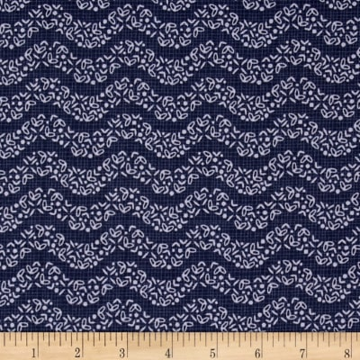 The Alchemy Collection Wave Indigo