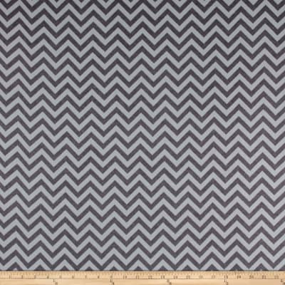 Flannel Chevron Stone/Iron