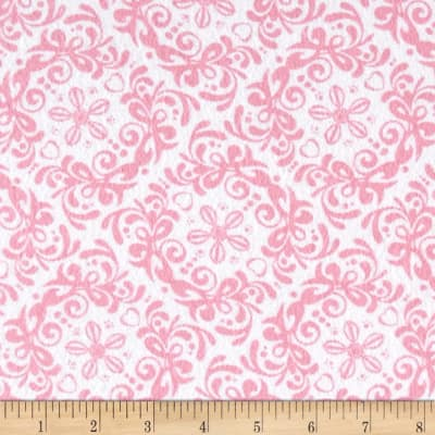 Flannel Rococo Pink