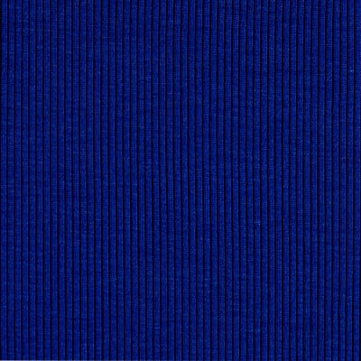 2x1 Rayon Rib Knit Cornflower Blue