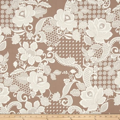 Hoffman Simply Eclectic Chantilly Taupe