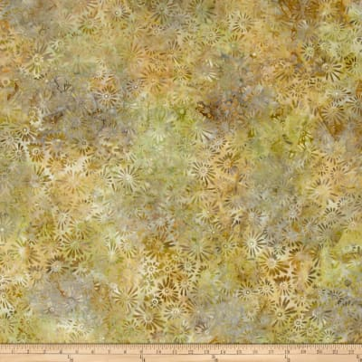 Wilmington Batiks Flower Field Light Blue