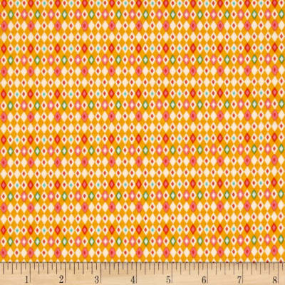 Riley Blake Kitchen Harlequin Yellow