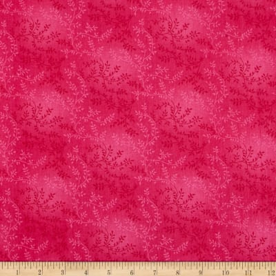 "108"" Wide Quilt Back Tonal Vineyard Hot Pink"