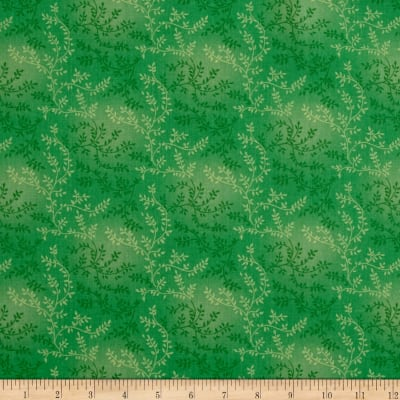 "108"" Wide Quilt Back Tonal Vineyard Green"