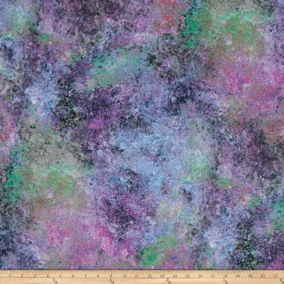 Stonehenge Gradations 108 In.Wide Quilt Back Tourmaline