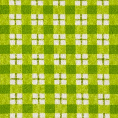 Ric Rac Paddywack Flannel Plaid Lime