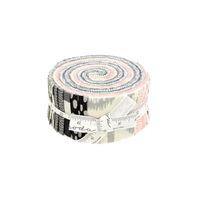 "Moda Serenity 2.5"" Jelly Roll"