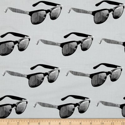 Moda Dapper Prints Mercury Rising Pavement