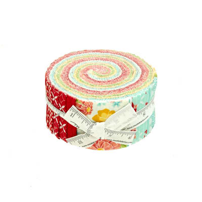 "Moda Summerfest 2.5"" Jelly Roll"