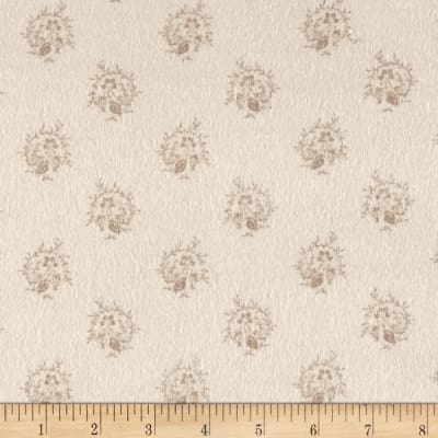 Cozies Flannel Large Foulard Tan
