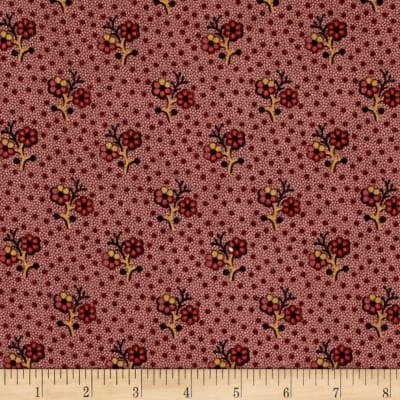 Cozies Flannel Flower Pink