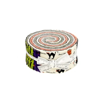 "Moda Spooky Delights 2.5"" Jelly Roll"