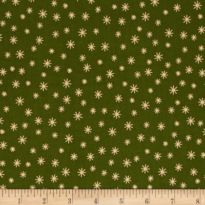Wrapped In Joy Star Green