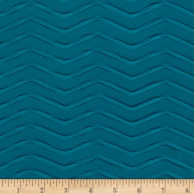 Ripple Knit Teal