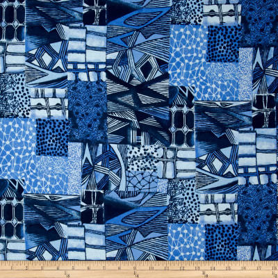 Jakarta Abstract Periwinkle