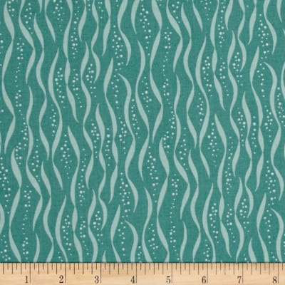 Tales of The Sea Wave Stripe Light Aqua
