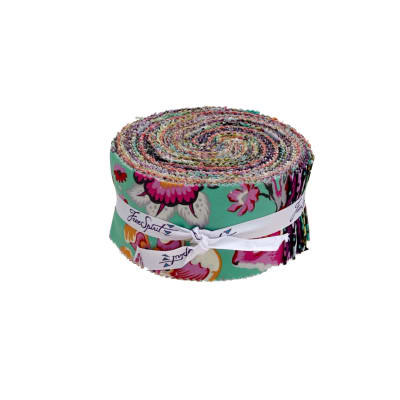 "Tula Pink Chipper 2.5"" Design Roll"