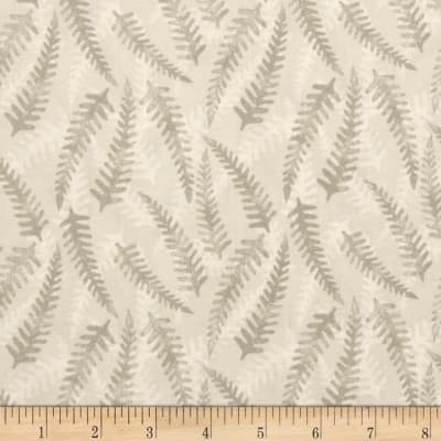 Bluebell Wood Tonal Ferns Cream
