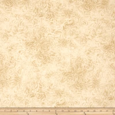 "110"" Wide Quilt Back Bella Suede Ecru"