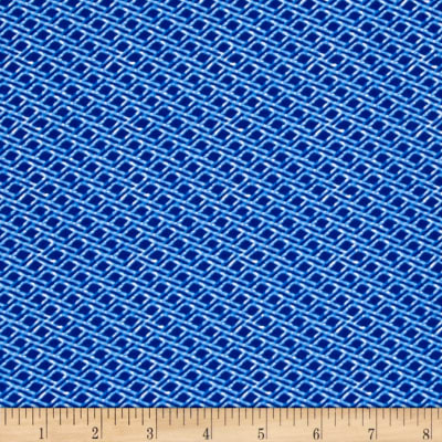 Annabelle Lattice Blue