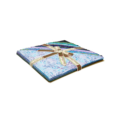 "Island Batik London Fog 10"" Stack Pack"
