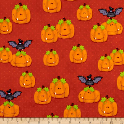 The Count Pumpkins Orange