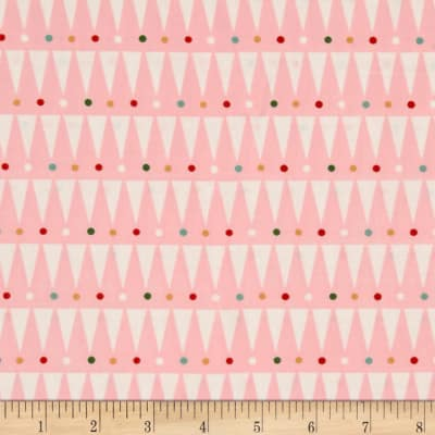 Party Animals Organic Party Stripe Pink