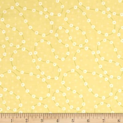 Picnic In The Park Daisy Chain Yellow