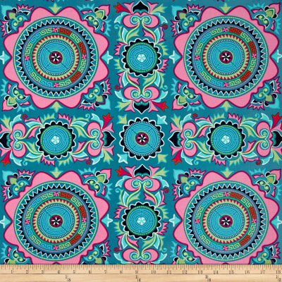 Amy Butler Dream Weaver Mantra Teal