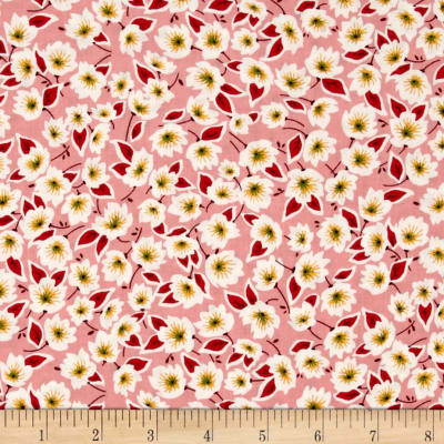 Penny Rose Hope Chest 2 Floral Pink