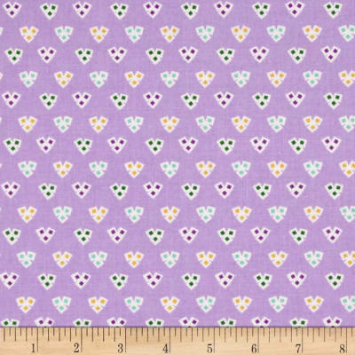 Penny Rose Hope Chest 2 Hearts Purple