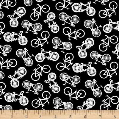 Travel Around The World Bicycles Black