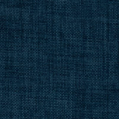 Faux Burlap Basketweave Blue