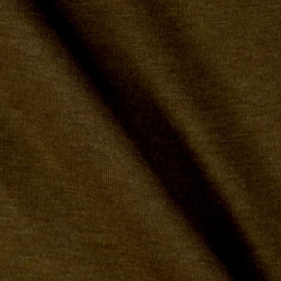 Jersey Knit Mulch Brown