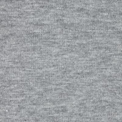Jersey Knit Reversible Solid Grey/Off White