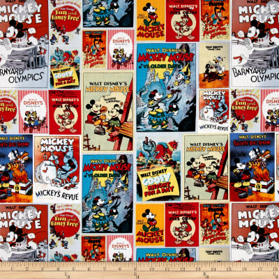 Disney Posters Mickey & Minnie Poster Multi